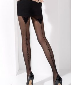 Collants couture fantaisie TI023