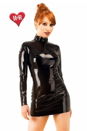 Robe Midnight latex