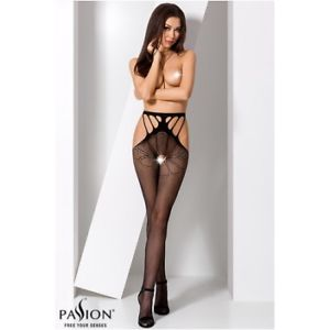 Collants ouverts S001