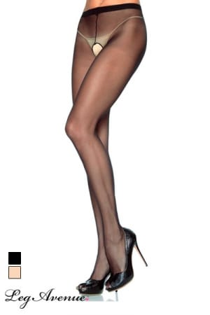 Collants ouverts Basic-4