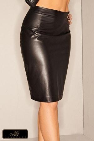 Jupe wetlook Outfit-3