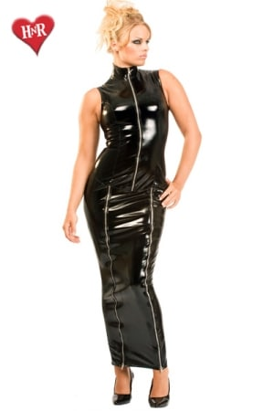 Robe longue Mystique Dress-3