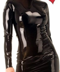 Robe Midnight latex-2