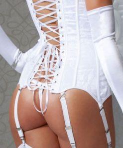 Corset White Delice-2