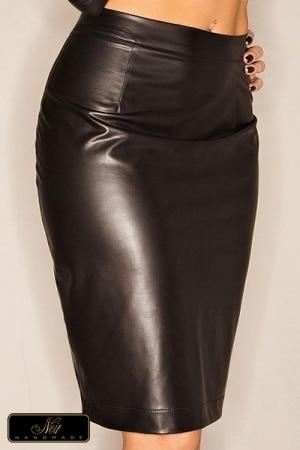 Jupe wetlook Outfit-2