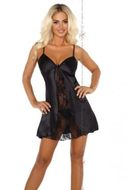 Alexandra-chemise-black