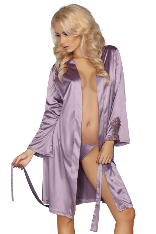 Maverick-Peignoir-satin-violineouvert