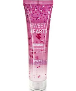 Gel douche Exsens Sweet Hearts - 100 ml