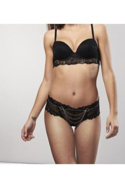 Chaine de bikini argent