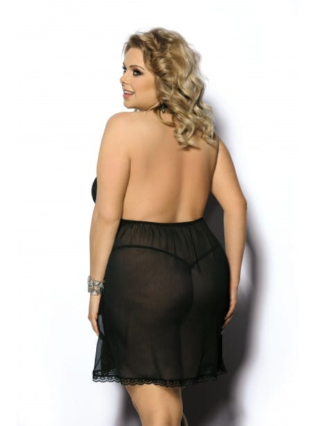 Nuisette grande taille Adola