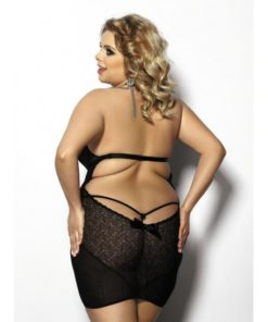 Nuisette sexy grande taille Amysa
