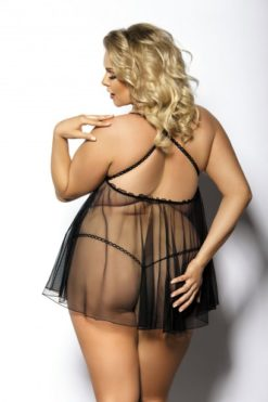 Babydoll grande taille Anemos