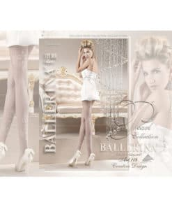 Collants blanc Natali