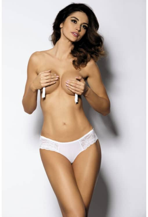 Culotte blanche Lexi