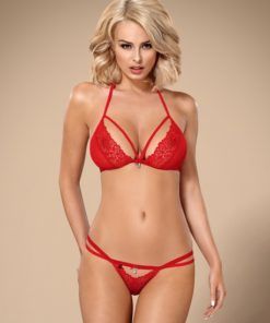 Ensemble rouge Valentina