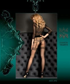 Collants noirs 20 deniers Art 392
