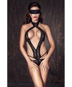Body noir sexy