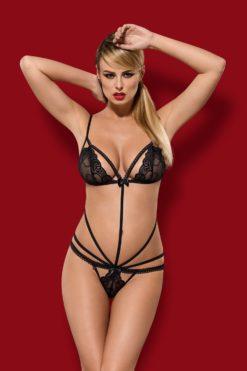 Body sexy noir Wonderia