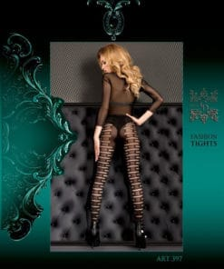 Collants noir BA 397