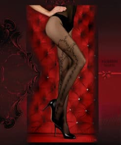 Collants voile noir Art 358