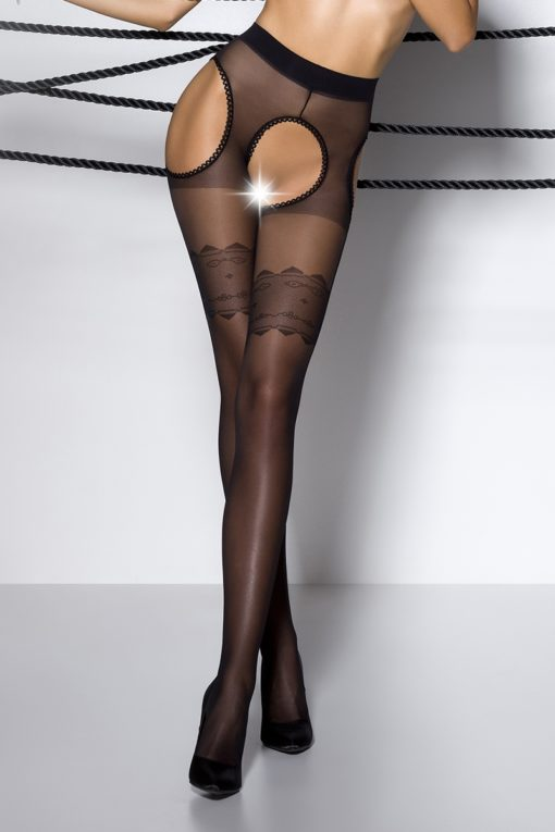 Collants ouverts TI open 002
