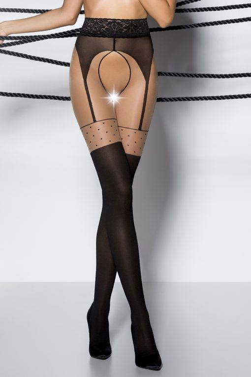 Collants ouverts TI003