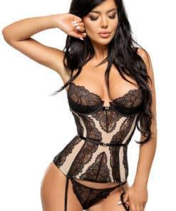 Ravenna corset et string