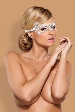 Masque blanc