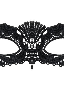 Masque noir Tentation