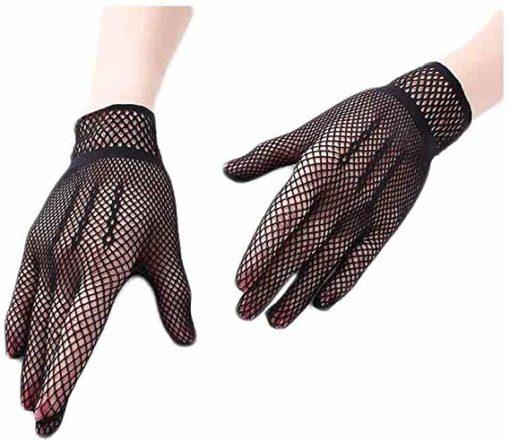 Paire de gants noire