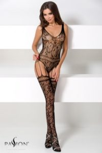 Bodystocking en dentelle