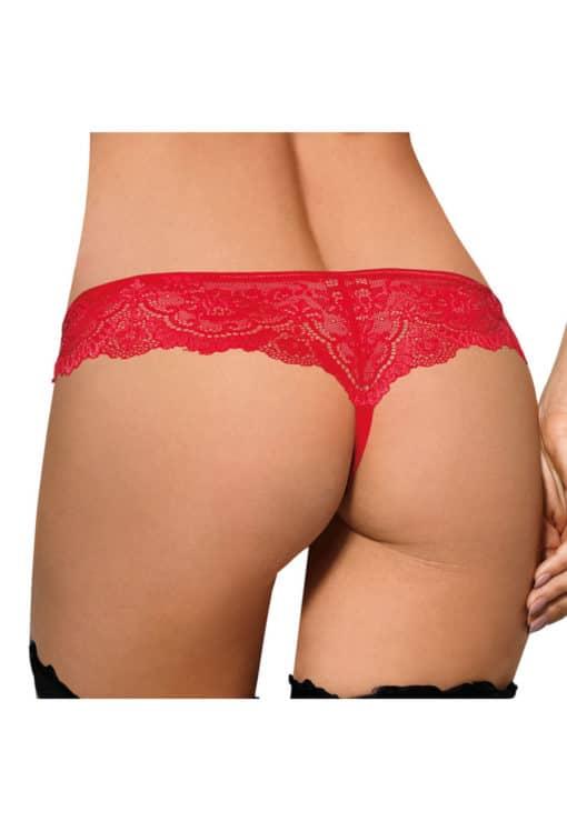 String rouge ou noir Zuza