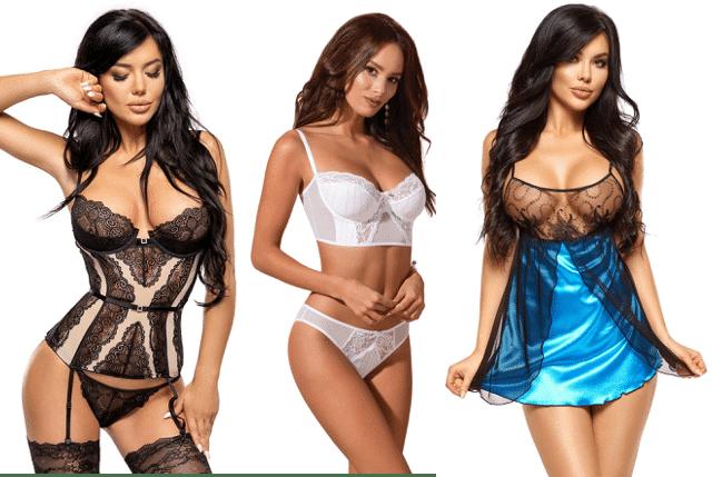 choix lingerie