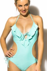 maillot-une-piece-turquoise