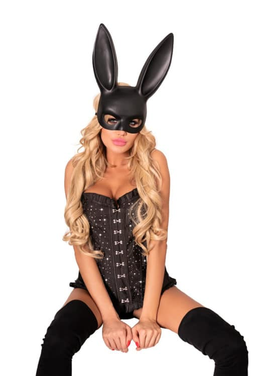 lc-kohu-rabbit-mask-mj008-black
