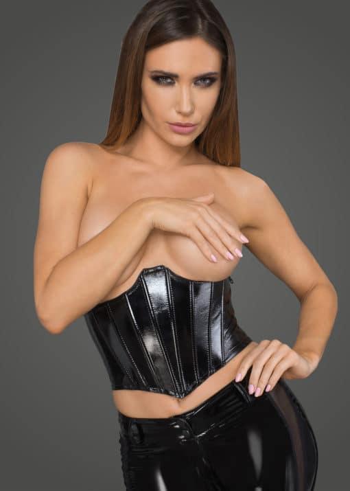 corset-f-211-effet-cuir-brillant
