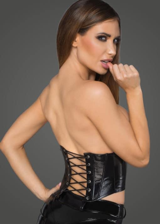 corset-f-211-effet-cuir-brillant-dos