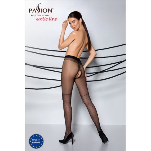 Collants ouverts TI open 009